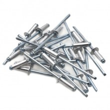 Alloy Pop Rivets 1/8 x 11/32 in