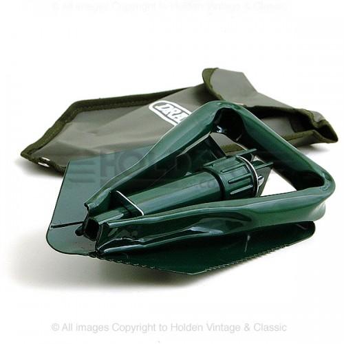 Folding Steel Shovel image #2