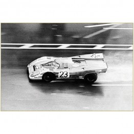 Le Mans Print 22 from the film