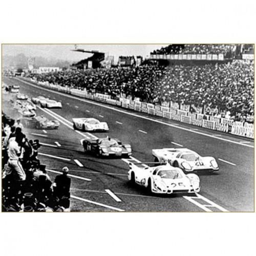 Le Mans Print 25 from the film image #1