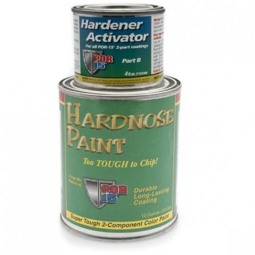 POR-15 Hardnose Paint - Dark Blue - 0.473 litre (US Pint) image #1