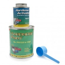 2K Urethane Paint - Dark Blue - 0.946 litre (US Quart)