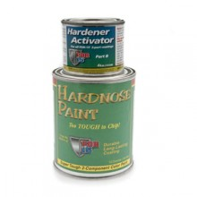 POR-15 Hardnose Paint - Dark Gray - 0.473 litre (US Pint)