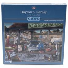Dayton's Garage Jigsaw Puzzle