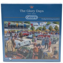 Goodwood Revival Jigsaw Puzzle