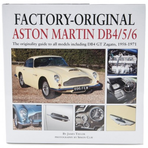 Factory Original Aston Martin DB4/5/6 image #1