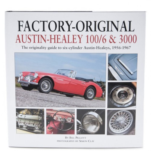 Factory Original Austin Healey 100/6 & 3000 image #1
