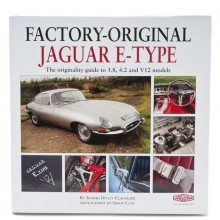 Factory Original Jaguar E Type