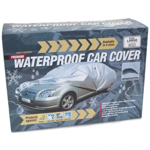 Outdoor Car Cover - 13 ft to 14 ft (3.9m to 4.2m) image #1