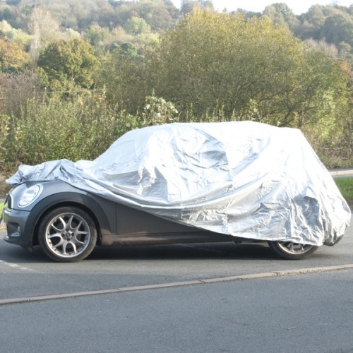Outdoor Car Cover - 14 ft to 16 ft (4.2m to 4.8m) image #3