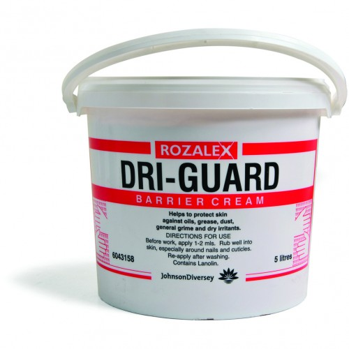 Rozalex Dri-Guard Barrier Cream - 5 litres image #1