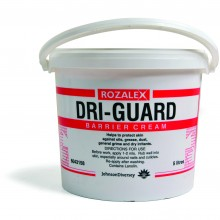 Rozalex Dri-Guard Barrier Cream - 5 litres