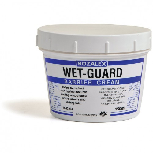 Rozalex Wet Guard Barrier Cream - 450ml image #1