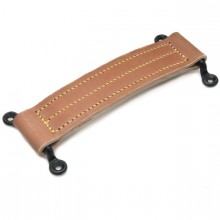 Door Check Strap - Tan Leather