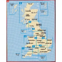 AA Map of Great Britain