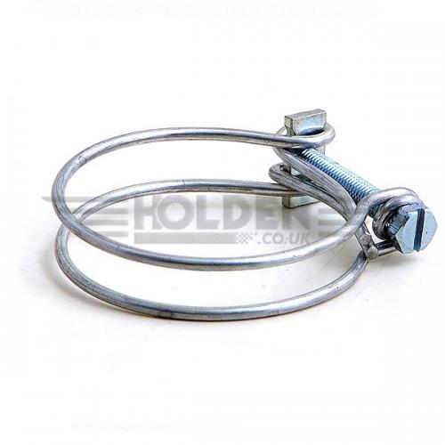 19-22mm Wire Hose Clip image #1