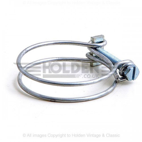 27-31mm Wire Hose Clip image #1