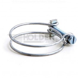 31-35mm Wire Hose Clip