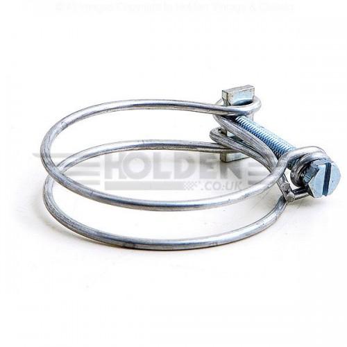 31-35mm Wire Hose Clip image #1