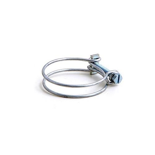 34-39mm Wire Hose Clip image #1