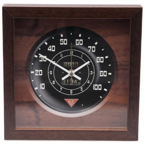 Classic Car Speedometer Clock - Alvis image #1