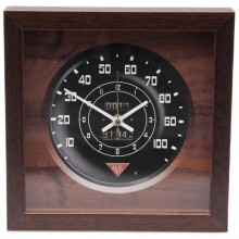 Classic Car Speedometer Clock - Alvis