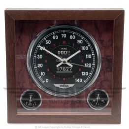 Classic Car Speedometer Clock - Aston Martin