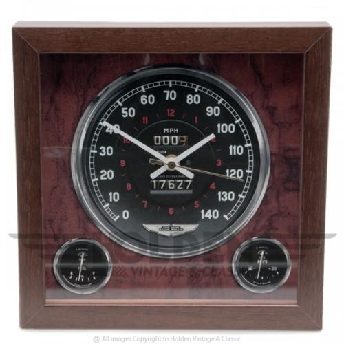 Classic Car Speedometer Clock - Aston Martin image #1