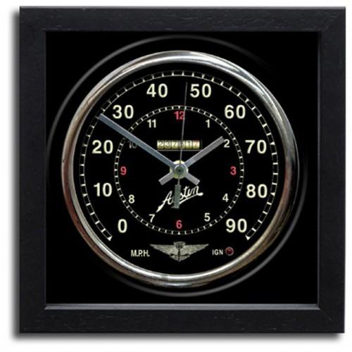 Classic Car Speedometer Clock - Austin image #1