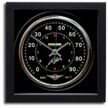 Classic Car Speedometer Clock - Austin