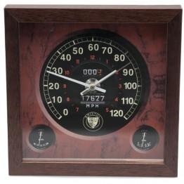 Classic Car Speedometer Clock - Bristol