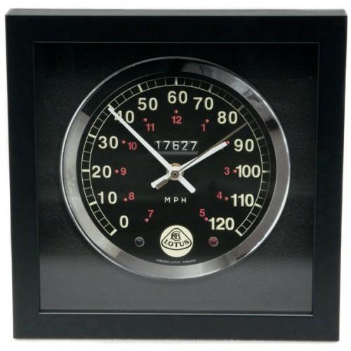Classic Car Speedometer Clock - Lotus image #1