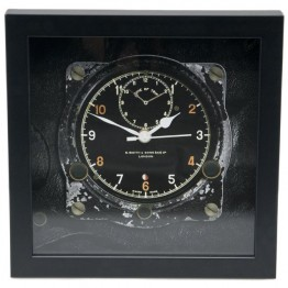 Classic Car Speedometer Clock - Smiths Aircraft/Rally