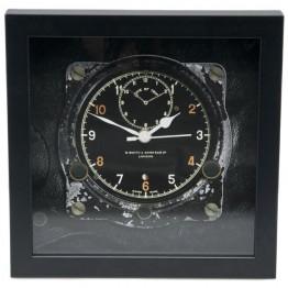 Classic Car Speedometer Clock - Smiths Aircraft/Rally