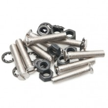 Set of Screws for Motolita Steering Wheels