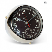 Racing Mirror Desk Clock