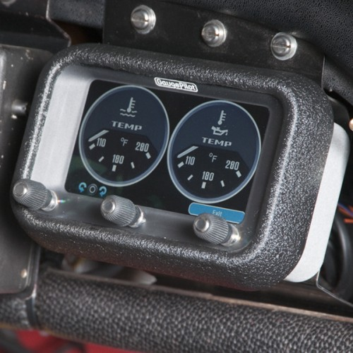GaugePilot Pro Head Unit Only - Black image #5
