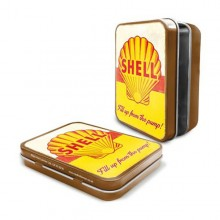 Shell Pump Keepsake Tin