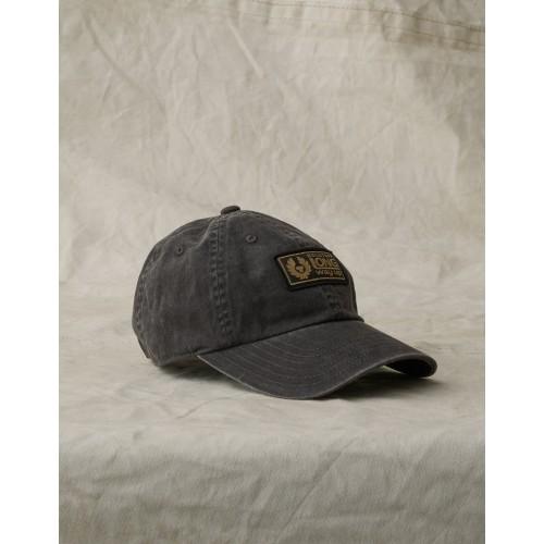 Belstaff Long Way Up Baseball Cap - Black image #1