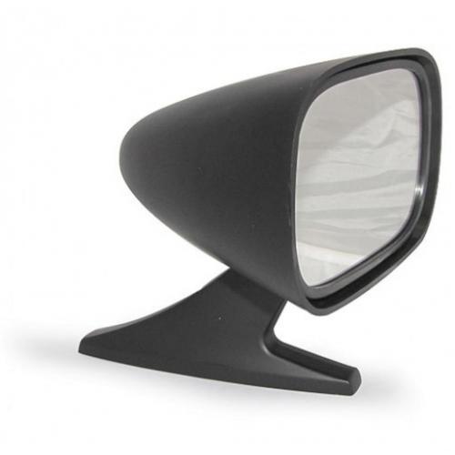 Roberk Style Black Mirrors - Pair