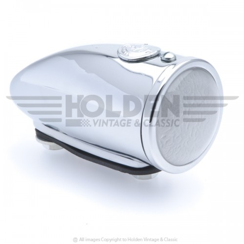 Lucas 1130 Type Sidelamp-Medallion-Sidelight/Clear Indicator image #1