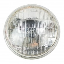 5 3/4 Inch Sealed Beam 60w/37.5w 12 Volt Light Unit