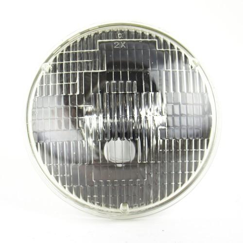 7 Inch Sealed Beam 65w/55w 12 volt LHD Light Unit