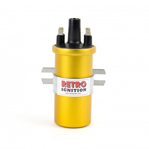 Retro Ignition 12v Sports Coil - DLB105
