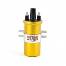 Retro Ignition 12v Sports Coil - DLB105
