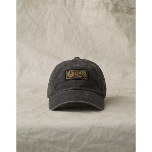 Belstaff Long Way Up Baseball Cap - Black image #2