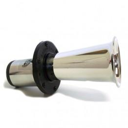 Oldtimer Klaxon Style Horn - Chrome