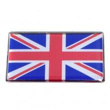 Union Flag Stick On Acrylic Badge
