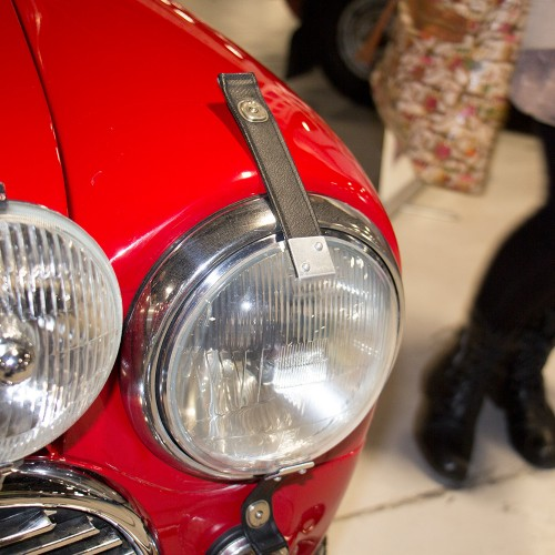 Perspex Headlamps Covers for Mini Coopers