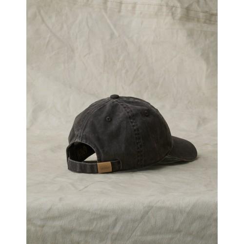 Belstaff Long Way Up Baseball Cap - Black image #3